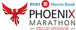 bmo harris bank phoenix marathon proud sponsor
