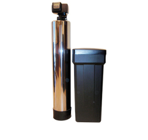 white water water softener