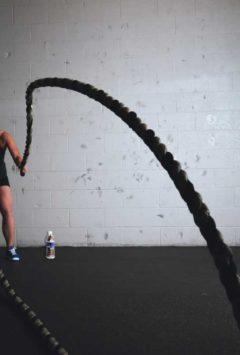 power through your workout