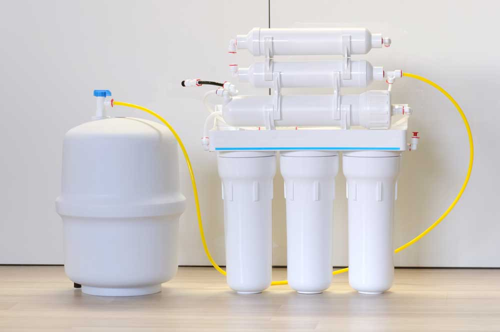 a reverse osmosis water system